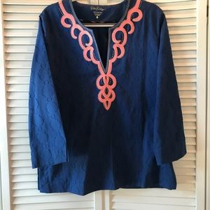 NWOT- Lilly Pulitzer tunic